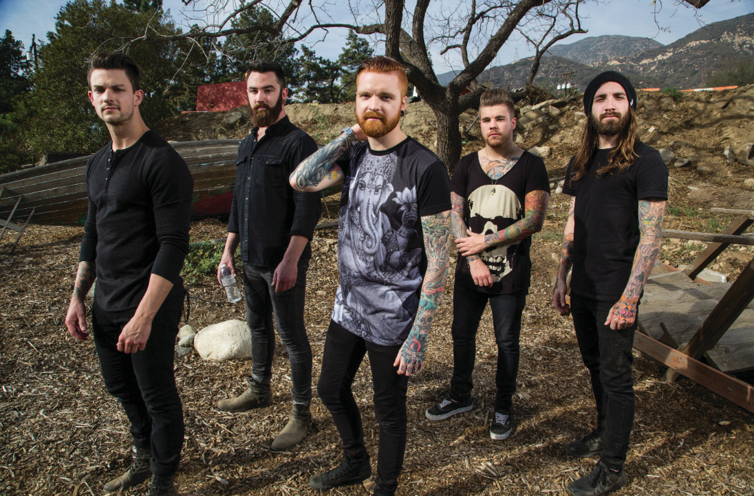 NEWS: Memphis May Fire releases new single